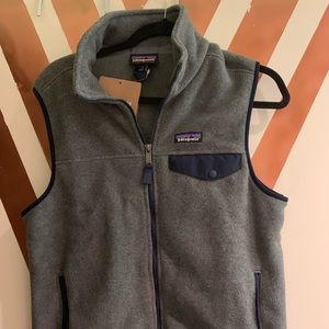 Patagonia Synchilla Light Weight Snap-T Vest